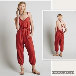 NWOT Free People Dont Find Another Romper Jumpsuit